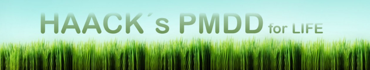 PMDD FOR LIFE!